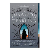 The Queen Of The Tearling #2 : The Invasion Of The Tearling Import Book - Erika Johansen - 9780062290410