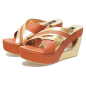 SANDAL HIGH HEELS / WEDGES KASUAL WANITA - BSP 736