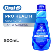 ORAL-B Pro Health Multi Protection Refreshing Clean Mint Rinse - 500ml