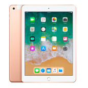 APPLE New iPad 9.7 inch 2018 128GB WIFI and Cellular - Gold
