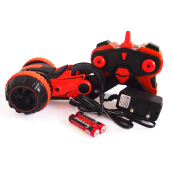 Mainan Remote Control Spy Zone Third Wheel Knight 5588-705 Orange
