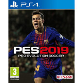 SONY PS4 Game Pro Evolution Soccer 2019 Standard Edition - Reg 2