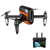 Wingsland M5 Brushless GPS WIFI FPV With 720P Camera RC Drone Quadcopter RTF Hitam