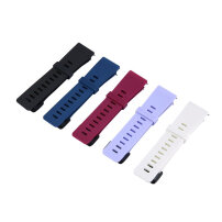 5Pcs Watch Band Sports Silicone Fitness Strap For Fitbit Versa Smart Watch FS5A S