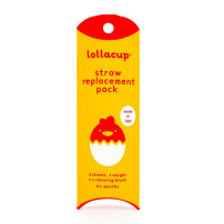LOLLALAND Lollacup Straw Kit