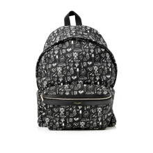 Pre-Owned Saint Laurent Classic Hunter Backpack
