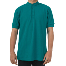 STYLEHAUS Shanghai Polo S/S - Turquoise
