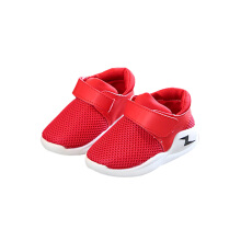 SiYing Casual soft girls shoes children's mesh letter sneakers