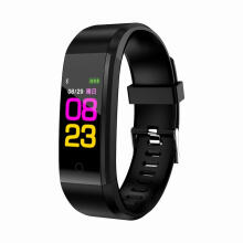 SANDA B05 TFT0.96 inch Color Screen Heart Rate Monitor Smart band For Xiaomi Samsung Huawei iphone