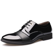 SiYing Business men's dress shoes with men's leather shoes