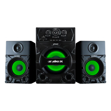 Niko Dynamite Speaker Aktif 2.1 Bluetooth Radio