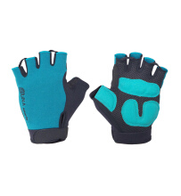 Zuna Sport Men Air Cushion Multifunction Gloves Half Finger