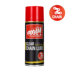 VROOAM Powersport Clear Chain Lube