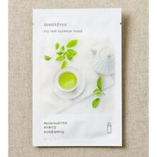 Innisfree My Real Squeeze Mask Green Tea @20ml - 1 Pcs