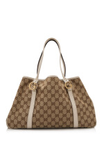 Pre-Owned Gucci Top Handle Bag