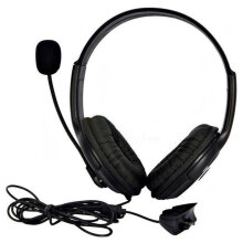 [OUTAD] Live Big Headset Headphone With Microphone for XBOX 360 Slim NEW Black