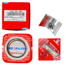 INDOPARTS Piston Kit Motor Standard Beat / Scoopy / Spacy