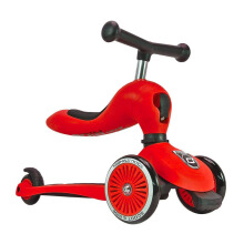 SCOOT AND RIDE Highwaykick 1-5 Red