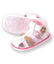 LustyBunny Baby Shoes PS 9580 - White