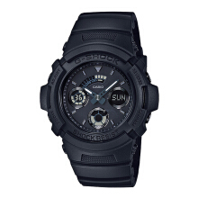 Casio G-Shock AW-591BB-1ADR Water Resistant 200M Black Resin Band