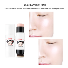 Karadium Pucca Love Edition Cream Cheek Stick : #04 Glamour Pink