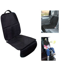 Anamode Baby Kids Safety Anti Slip Wear Protection Pad Car Seat Cover Protector - Black