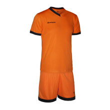 Jersey Adan Orange Oraga Junior Set