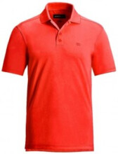 LoudMouth Men's Corporate SS Polo Shirts Red
