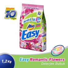ATTACK Easy Romantic Flowers  1200 gr