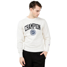 CHAMPION Heritage Fleece Crew - White Alabaster