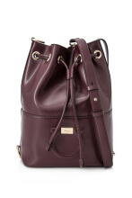 Salvatore Ferragamo City Drawstring Bag