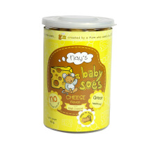 Nays Baby Shoes Cemilan Bayi  Cheese Flavor 65 gram