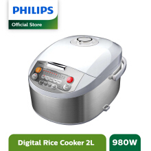 PHILIPS Rice Cooker 1.8L - HD3038/30