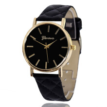 PEKY Fashion women casual Roman belt simulation quartz watch hot ladies clock