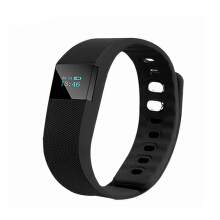 PEKY TW64 SmartBand Fitness Tracker Bluetooth Sports Pedometer Sleep Monitor Reminder For iOS Android