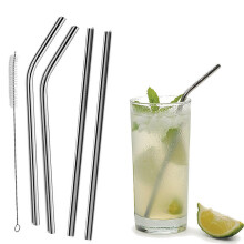 Navy Shops - SEDOTAN STAINLESS STEEL + SIKAT - PIPET STAINLESS STEEL STRAW Silver