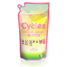 [free ongkir]Cycles Liquid Refill Pack 800ml