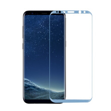 3T Tempered Glass Samsung Galaxy S8 Full Cover Screen Protector Blue Blue Others