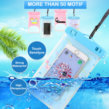 Tokomuda Waterproof Bag Sarung Handphone Tas Hp Water Proof