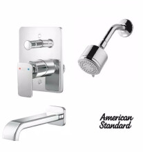 American Standard Paket Bath and Shower Mixer Concealed type A