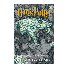 Harry Potter#7: Harry Potter Dan Relikui Kematian - Jk. Rowling 618161001