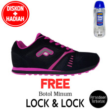 Fans Vallen BM  - Jogging Premium Shoes Black