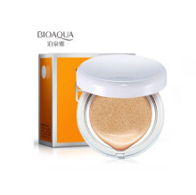 Bioaqua BB Cream Air Cushion Bedak Wajah with SPF50++ Krim BB Cushion Dengan Tabir Surya Menyejukan Kulit