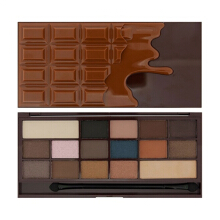 Makeup Revolution Eyeshadow Palette Salted Caramel