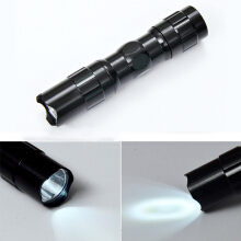IVOLKS flashlight Black