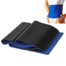 Farfi Slimming Waist Belt Trimmer Exercise Weight Loss Burn Fat Sauna Body Shaper as the pictures