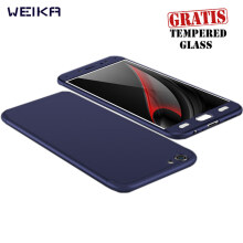 WEIKA Armor Full Cover Baby Skin Hard Case for VIVO V5/V5S/V5 LITE