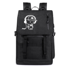 Fireflies B0389 Multifunction Travel USB Port Backpack Antitheft Backpack for Men