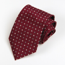 New formal tie men's classic weave party tie fashion slim wedding business men casual tie