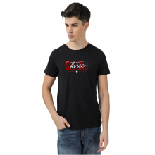 3SECOND Men Tshirt 0211 [102111812] - Black